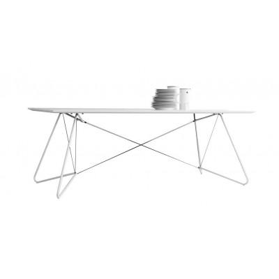 Tisch OAS (On A String) | Weiß
