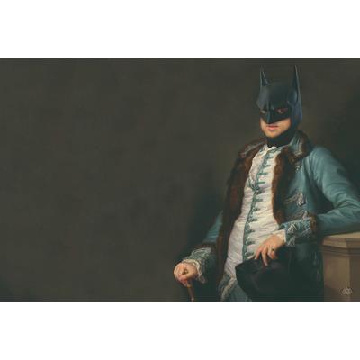 Tischset   Batman