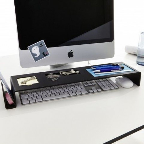 Schreibtischbrücke | Schwarz