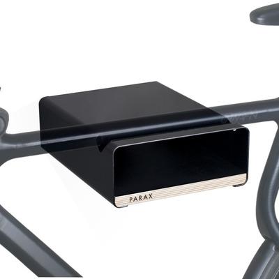 S-Rack Fahrrad-Wandhalterung M | Schwarz - Schwarz