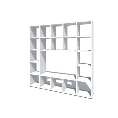 Regalsystem 355 Version 5 | Weiß