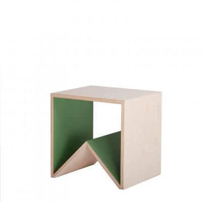 Carius&Bactus Side Table | Green