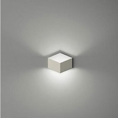 3D-Wandleuchte   Weiß