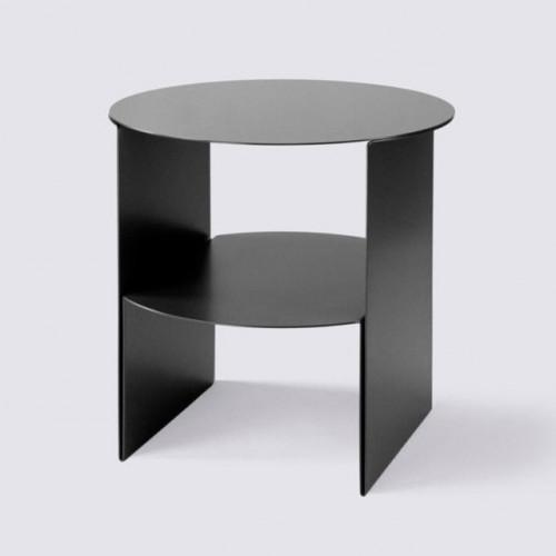 Side Table Passage | Black