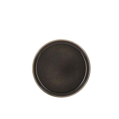 6er-Set Teller Gastro   Grau/Grau 21 cm