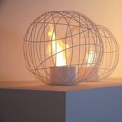 Nest Mobile Bio-fireplace