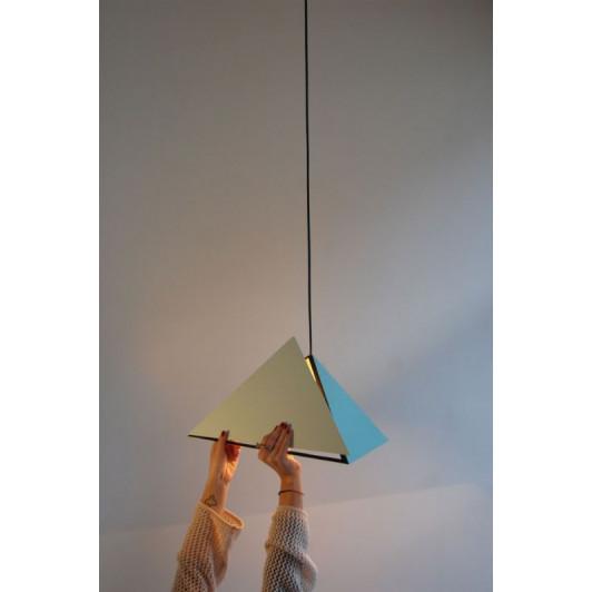 Hass/Liebe Lampe 1