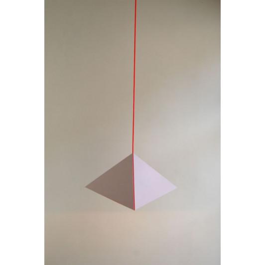Hass/Liebe Lampe 3