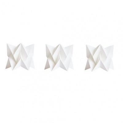 Set of 3 Tealights   3 x White