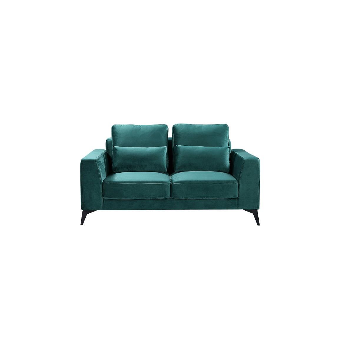 2-Sitzer-Sofa Enjoy 833 | Dunkelgrün