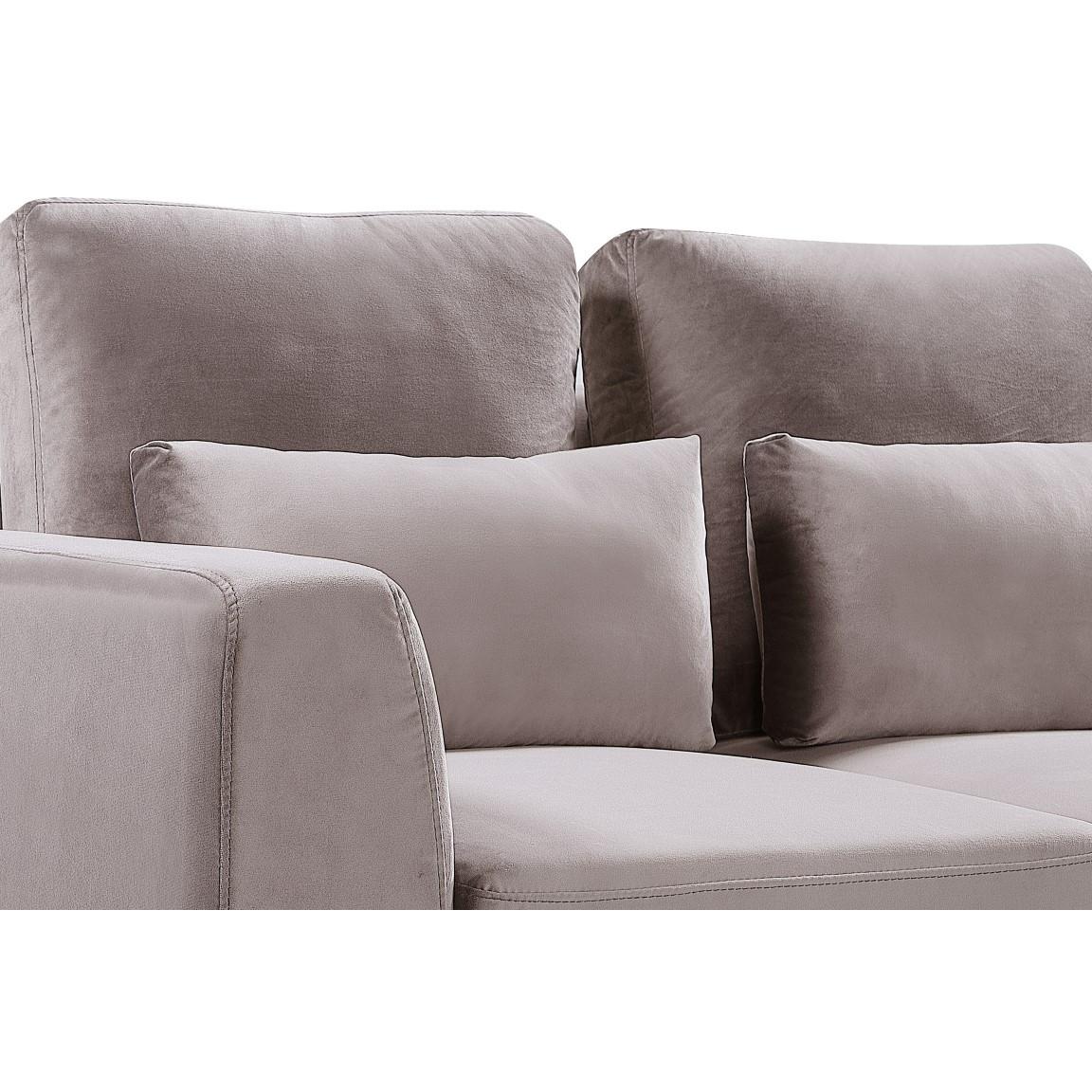 2-Sitzer-Sofa Enjoy 833 | Grau