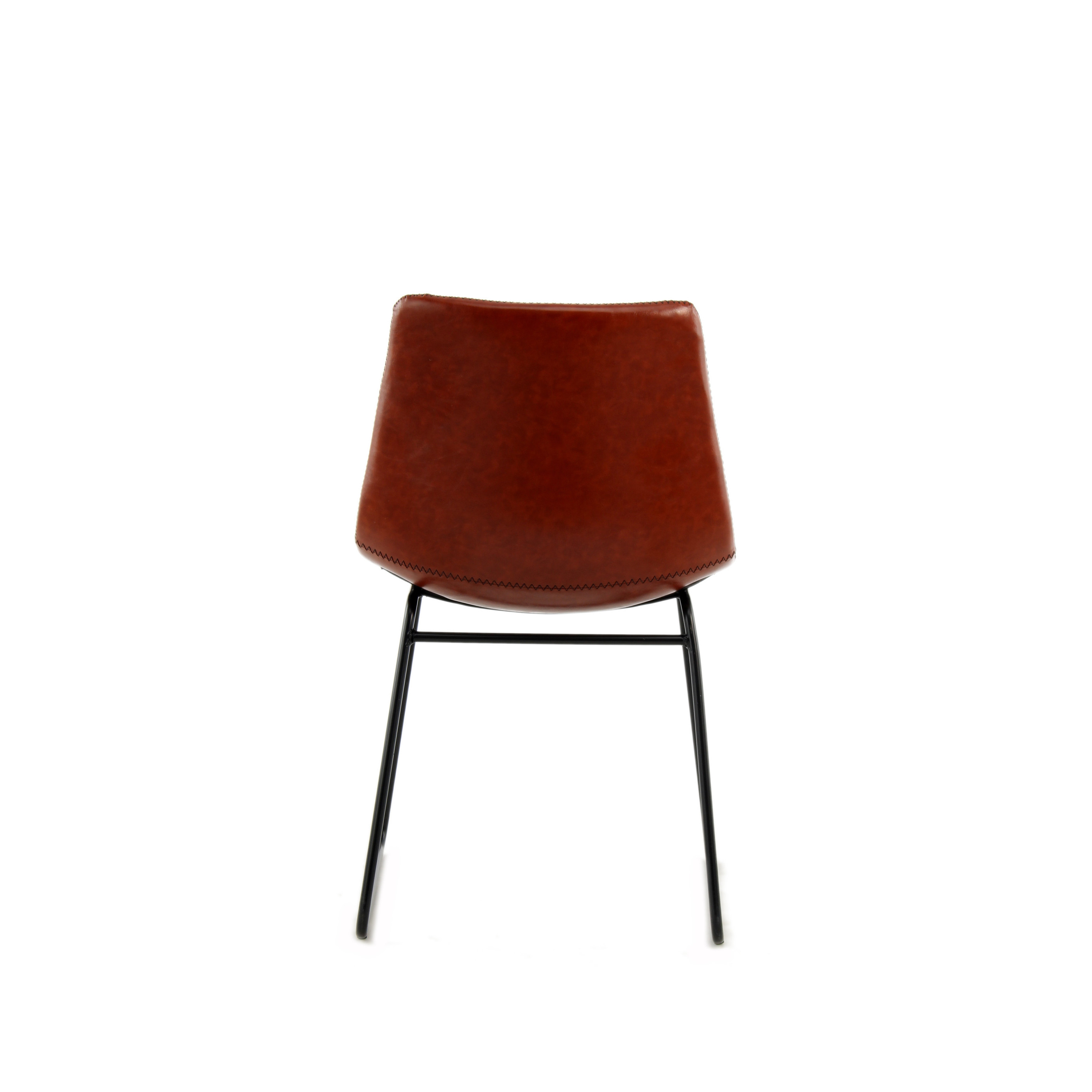 Set of 2 Chairs Liam | Coffee
