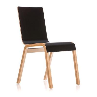 Reißverschluss-Stuhl - Schwarz
