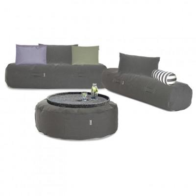 Outdoor-Loungeset 'Comfy Set' | Grau