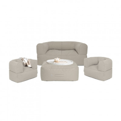 Outdoor-Loungeset 'Arm Strong' | Beige
