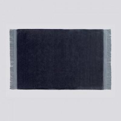 Raw Rug | Midnight Blue