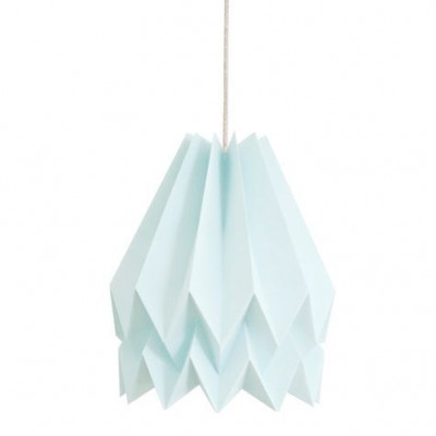 Plain Lampshade | Blue