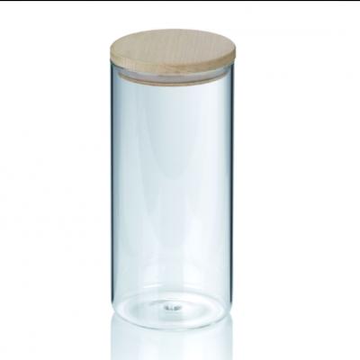 Vorratsglas Amelie 1,5 L   Transparent