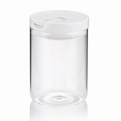 Vorratsglas Arik 0,9 L   Weiß