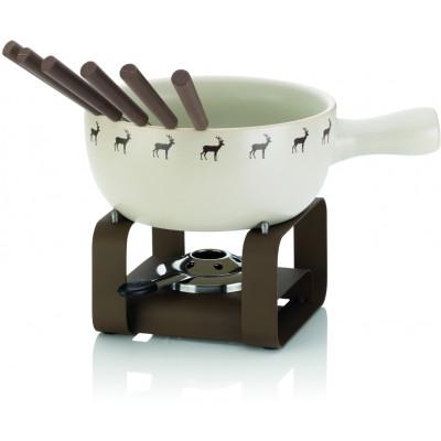 Käse-Fondue-Set Henrik für 6 Personen