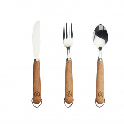 Pic Nic Cutlery | 3 Pieces