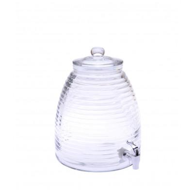 Glas-Getränkespender 10 L