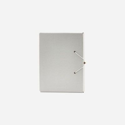 Dokumentenordner File Klein | Grau