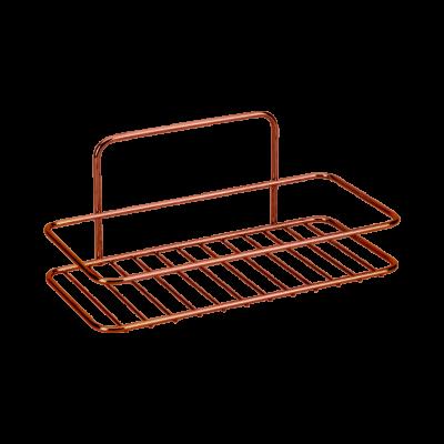 Badezimmerregal Rechteckig Reflex | Kupfer