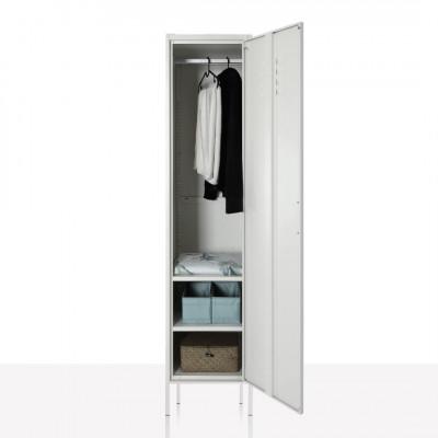 Kabinett Industrial | Weiß