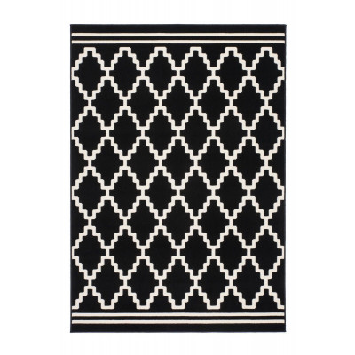 Rug Sentosa | Black & White