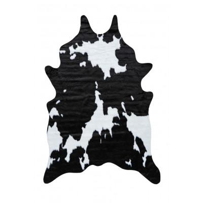 Teppich Wildlife 324 | 200 x 150 cm | Schwarz-Weiß