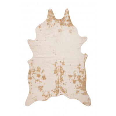 Teppich Wildlife 325 | 200 x 150 cm | Beige & Weiß