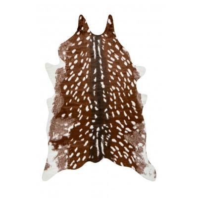 Teppich Wildlife 327 | 200 x 150 cm | Braun & Weiß