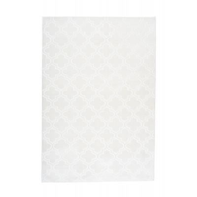 Teppich Monroe 100   Weiß