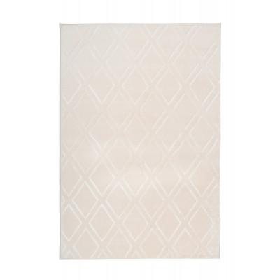 Teppich Monroe 300   Weiß