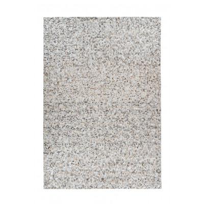 Teppich Finish 100 | Grau & Silber