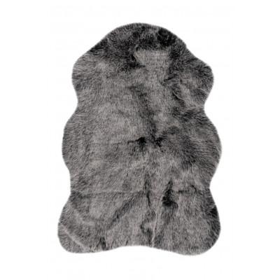 Teppich Talon 333 | 90 x 60 cm | Anthrazit