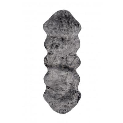 Teppich Talon 333 | 180 x 60 cm | Anthrazit
