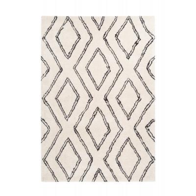 Teppich Quino 433   Elfenbein