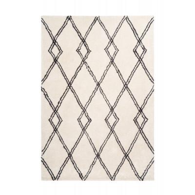 Teppich Quino 333   Elfenbein