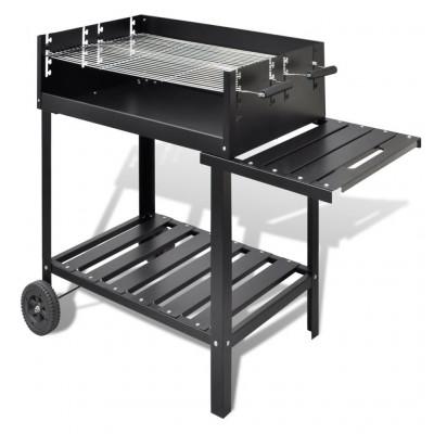 Charcoal Barbecue 2 Wheels