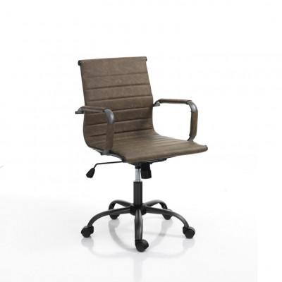 Bürostuhl Task | Klein | Braun