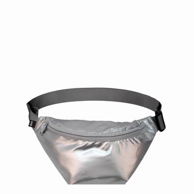 Bum Bag Metallic | Silver