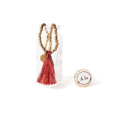 Amoda Bracelet | Old Red