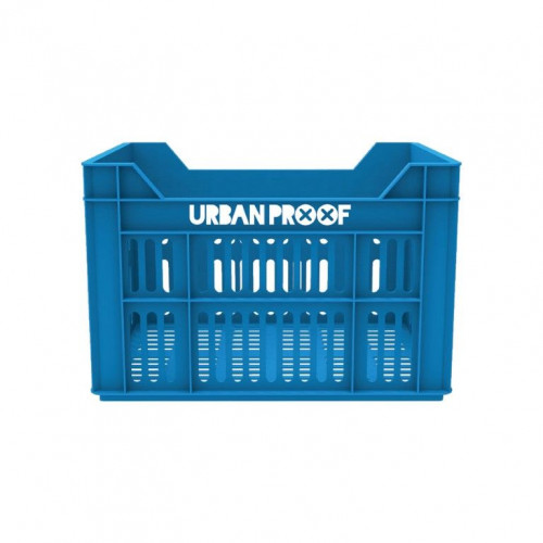 Bicycle Crate   Blue