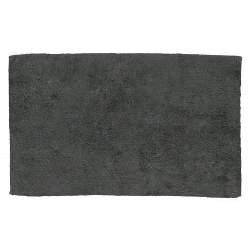 Tapis de Bain Ladessa Uni Gris | 80 x 50 x 2 cm