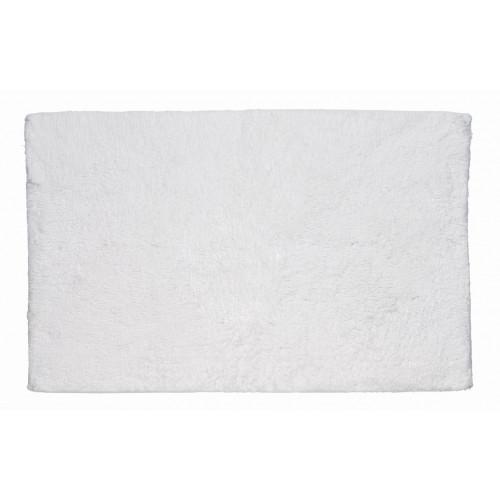 Tapis de Bain Ladessa Blanc Uni | 100 x 60 x 2 cm