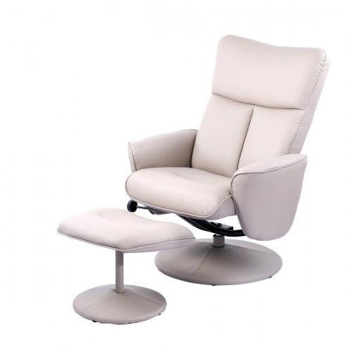 Relax Armchair Leandra | Grey