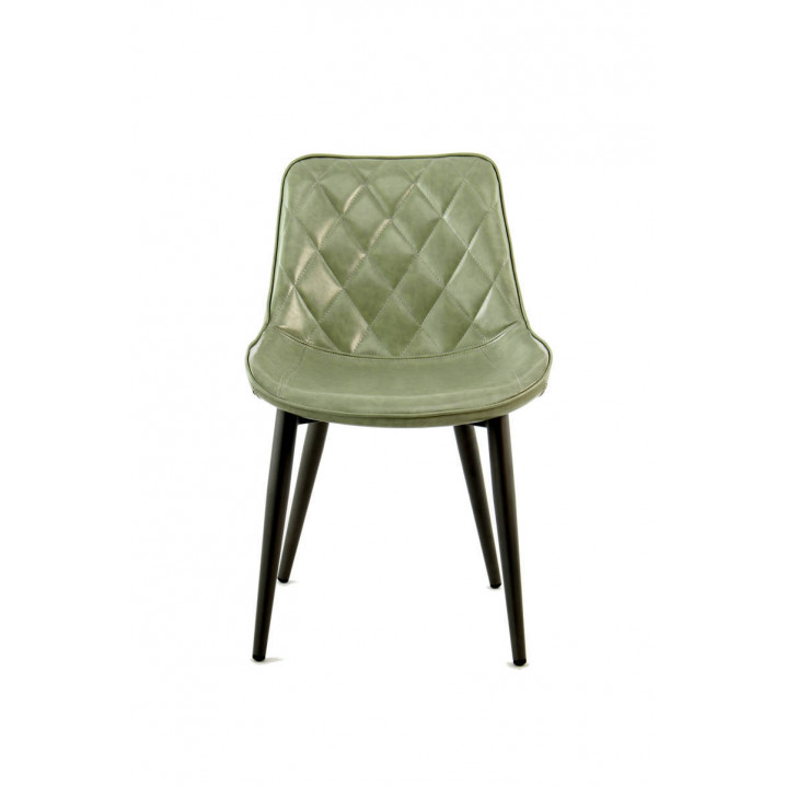 Chair Cecilia Set of 2 | Light Green