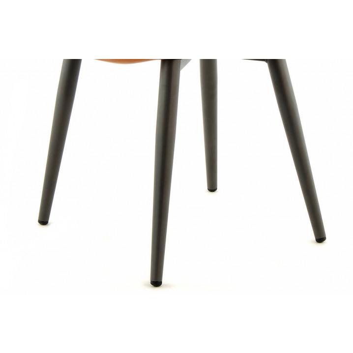 Chair Cecilia Set of 2 | Orange